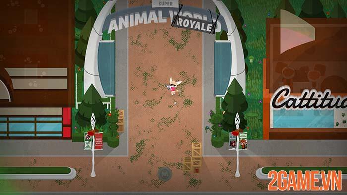 Super Animal Royale - Cuộc chiến sinh tồn dưới góc nhìn dễ thương 0