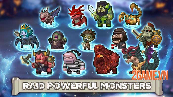 Little Hero: Idle RPG - Game nhập vai nhàn rỗi ngăn chặn âm mưu Đại Ác Quỷ 1