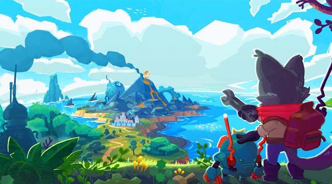 Botworld Adventure – Game nhập vai độc đáo ấn định thời gian ra mắt