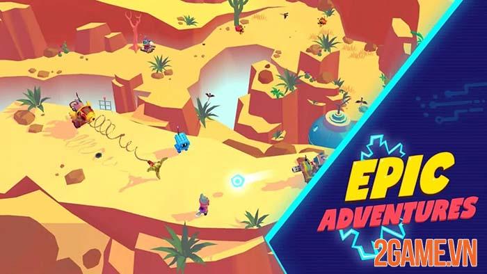 Botworld Adventure - Game nhập vai độc đáo ấn định thời gian ra mắt 0