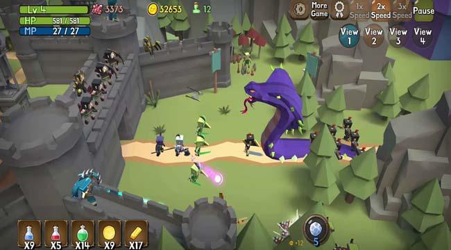 Grow Kingdom – Game chiến thuật đặc sắc với dàn quái vật khủng