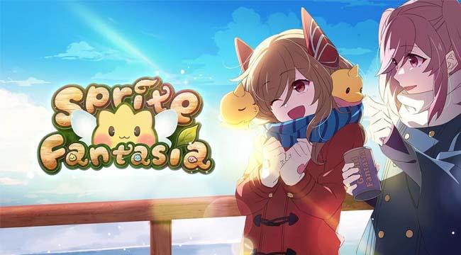 Sprite Fantasia – Khi game thủ mobile bước vào thế giới thần tiên