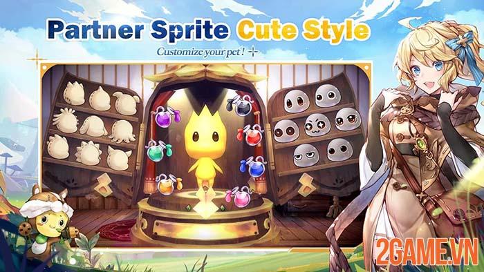 Sprite Fantasia - Khi game thủ mobile bước vào thế giới thần tiên 4