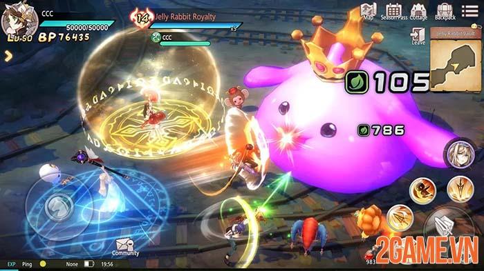 Sprite Fantasia - Khi game thủ mobile bước vào thế giới thần tiên 1