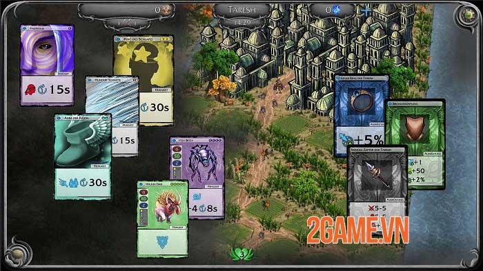 Requia Online - Game nhập vai thẻ bài có nhiều yếu tố tương tác cộng đồng 1