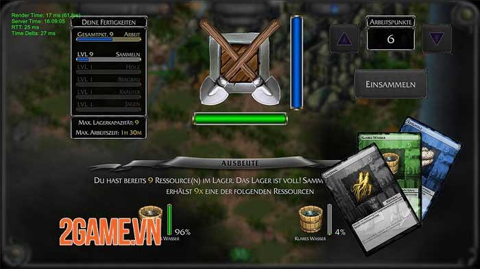Requia Online - Game nhập vai thẻ bài có nhiều yếu tố tương tác cộng đồng 2