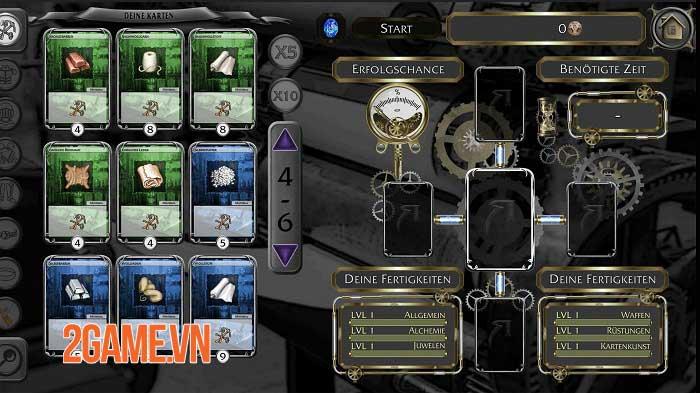Requia Online - Game nhập vai thẻ bài có nhiều yếu tố tương tác cộng đồng 3