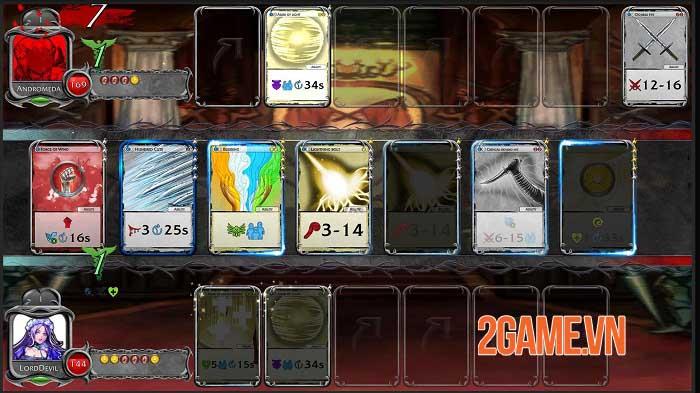 Requia Online - Game nhập vai thẻ bài có nhiều yếu tố tương tác cộng đồng 4