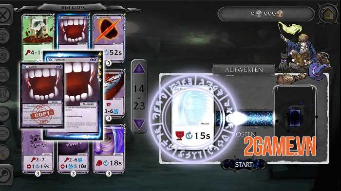 Requia Online - Game nhập vai thẻ bài có nhiều yếu tố tương tác cộng đồng 5