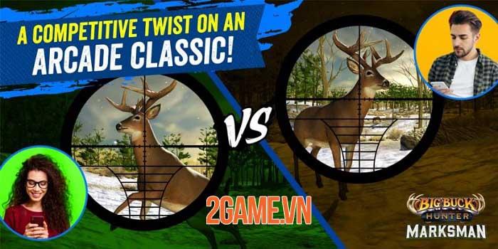 Big Buck Hunter: Marksman - Tựa game bắn súng đậm tính cạnh tranh 0