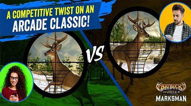 Big Buck Hunter: Marksman – Tựa game bắn súng đậm tính cạnh tranh