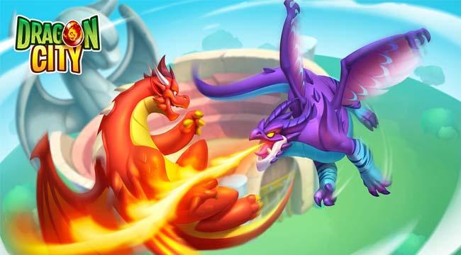 Dragon City 2 – Bí kíp luyện rồng dành cho game thủ mobile