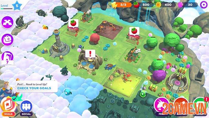Dragon City 2 - Bí kíp luyện rồng dành cho game thủ mobile 0
