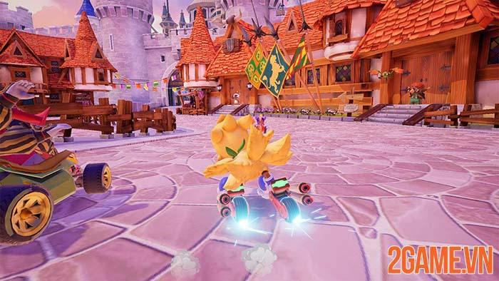 Huyền thoại Đua Xe Gà chính thức tái ngộ game thủ trên Nintendo Switch 2