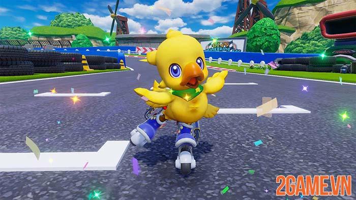 Huyền thoại Đua Xe Gà chính thức tái ngộ game thủ trên Nintendo Switch 0