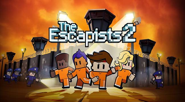 The Escapists – Game vượt ngục đồ họa Pixel được tặng miễn phí
