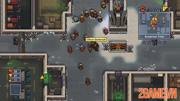 The Escapists - Game vượt ngục đồ họa Pixel được tặng miễn phí 2