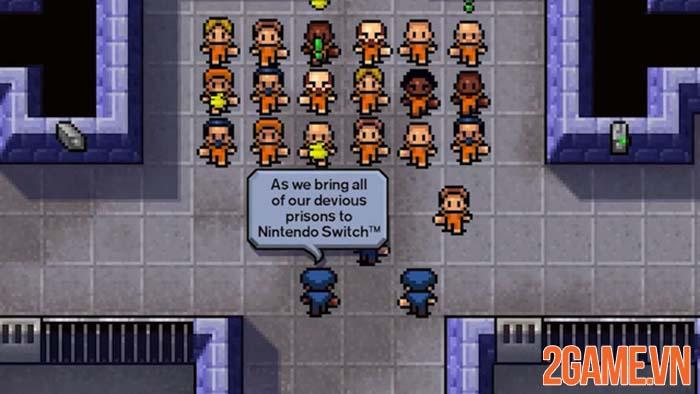 The Escapists - Game vượt ngục đồ họa Pixel được tặng miễn phí 0