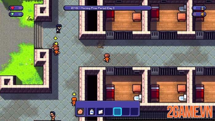 The Escapists - Game vượt ngục đồ họa Pixel được tặng miễn phí 1