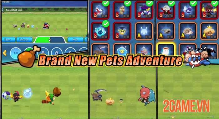 BarbarQ 2: New Adventure - Hành trình mới của game nhập vai BarbarQ nổi tiếng 0
