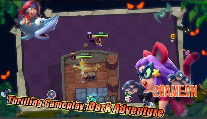 BarbarQ 2: New Adventure - Hành trình mới của game nhập vai BarbarQ nổi tiếng 2
