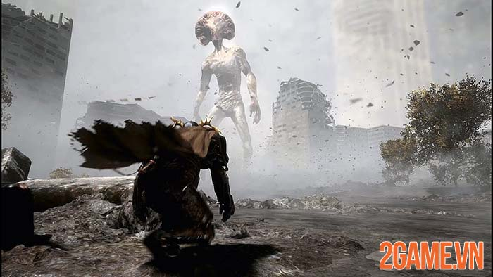 Bleak Faith: Forsaken - Bom tấn dành cho game thủ thích thử thách 1