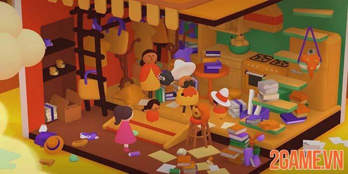 KonMari Spark Joy! - Game giải đố với đồ họa cực kỳ đáng yêu 1