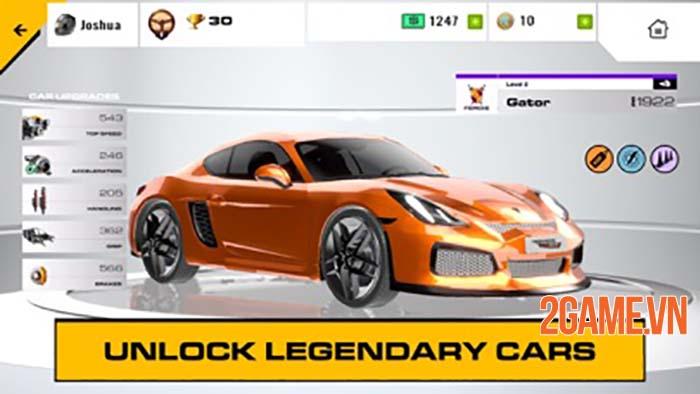 Racing Clash Club - Lựa chọn hoàn hảo dành cho game thủ mê tốc độ 2