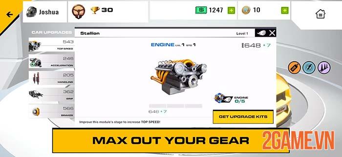 Racing Clash Club - Lựa chọn hoàn hảo dành cho game thủ mê tốc độ 3