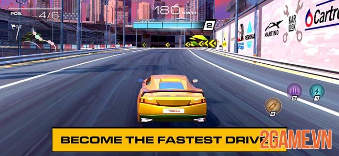 Racing Clash Club - Lựa chọn hoàn hảo dành cho game thủ mê tốc độ 0