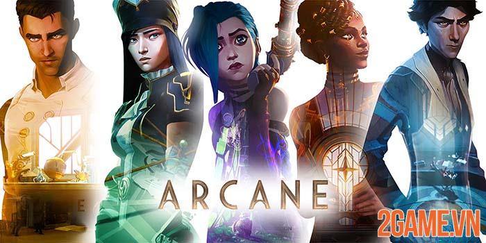 Arcane - series Liên Minh Huyền Thoại của Netflix ấn định ngày ra mắt 0