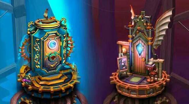 Doors: Paradox – Game giải đố sở hữu đồ họa 3D vô cùng ấn tượng