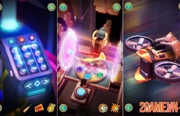 Doors: Paradox - Game giải đố sở hữu đồ họa 3D vô cùng ấn tượng 1