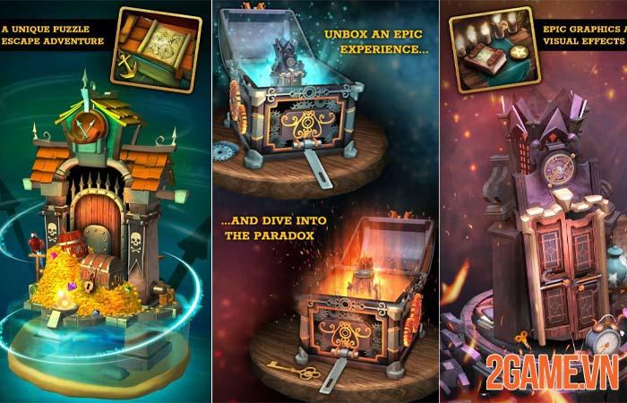 Doors: Paradox - Game giải đố sở hữu đồ họa 3D vô cùng ấn tượng 0
