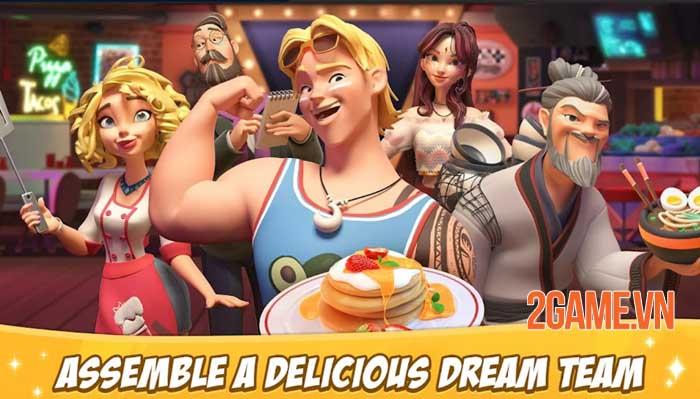 Chef Squad - Game nấu ăn hứa hẹn những trải nghiệm thú vị 0
