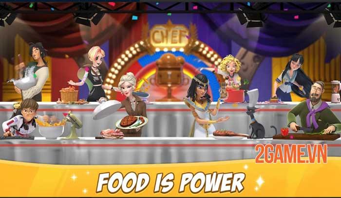 Chef Squad - Game nấu ăn hứa hẹn những trải nghiệm thú vị 3