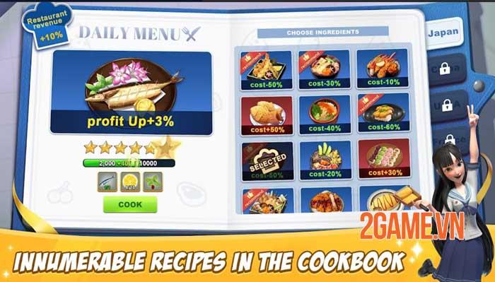 Chef Squad - Game nấu ăn hứa hẹn những trải nghiệm thú vị 5