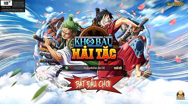 Tin vui cho cộng đồng fan One Piece: Thêm một game Mobile mới lấy chủ đề Vua Hải Tặc