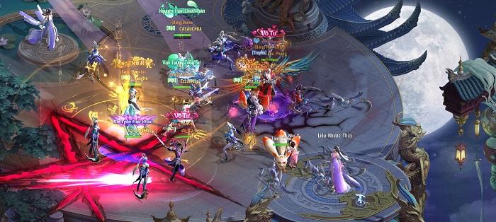 Thần Kiếm Mobile là một trong những game nhập vai thành công nhất làng game Việt tháng 9 1