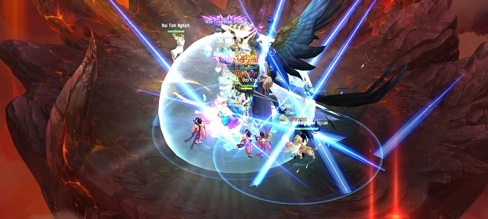 Thần Kiếm Mobile là một trong những game nhập vai thành công nhất làng game Việt tháng 9 2