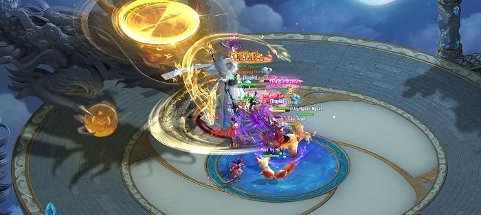 Thần Kiếm Mobile là một trong những game nhập vai thành công nhất làng game Việt tháng 9 3