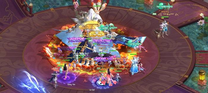 Thần Kiếm Mobile là một trong những game nhập vai thành công nhất làng game Việt tháng 9 5