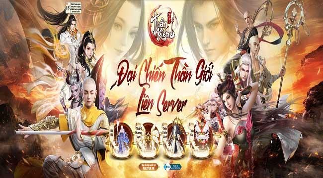 Thần Kiếm Mobile là một trong những game nhập vai thành công nhất làng game Việt tháng 9