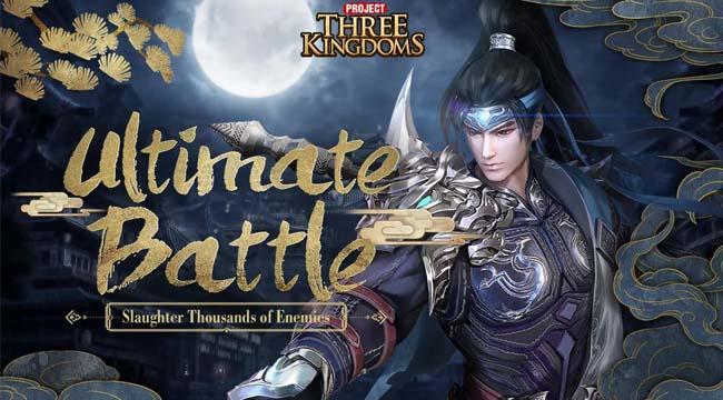 Project Three Kingdoms – Khi game thủ trở thành vạn nhân địch Tam Quốc