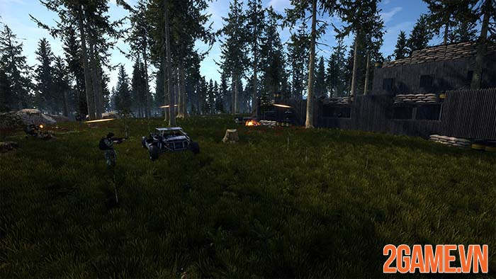 XERA: Survival - Game sinh tồn hoàn toàn miễn phí vừa ra mắt trên Steam 3