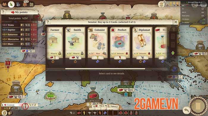 Concordia: Digital Edition - Phiên bản chuyển thể của boardgame chiến thuật nổi tiếng 0