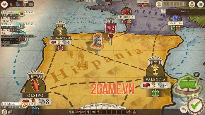Concordia: Digital Edition - Phiên bản chuyển thể của boardgame chiến thuật nổi tiếng 3
