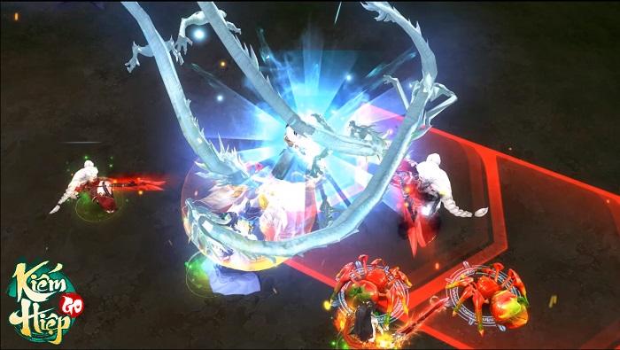 Kiếm Hiệp GO - Một võ lâm mới, một hành trình mới dành riêng cho game thủ Việt 2