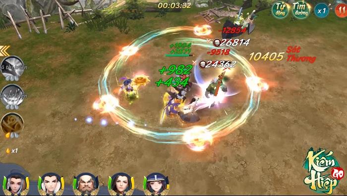 Kiếm Hiệp GO - Một võ lâm mới, một hành trình mới dành riêng cho game thủ Việt 8