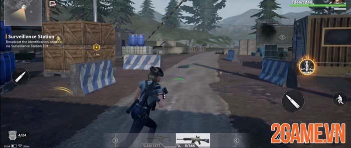 AfterBreach - Game bắn súng góc nhìn thứ ba hoành tráng trên mobile 3